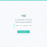最新!Laravel Excel 3.0の新機能を試してみた