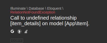 Laravelエラーと対処法15選 – console dot log